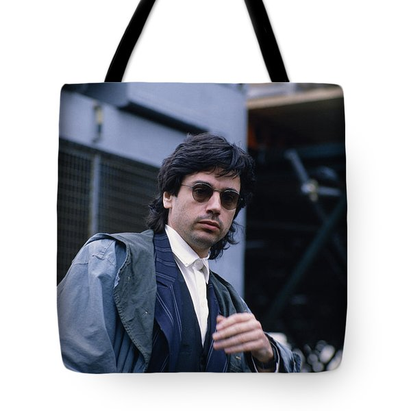 Jean Michel Jarre Tote Bag