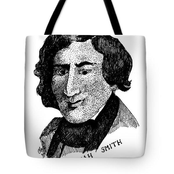 Jedediah S. Smith Tote Bag