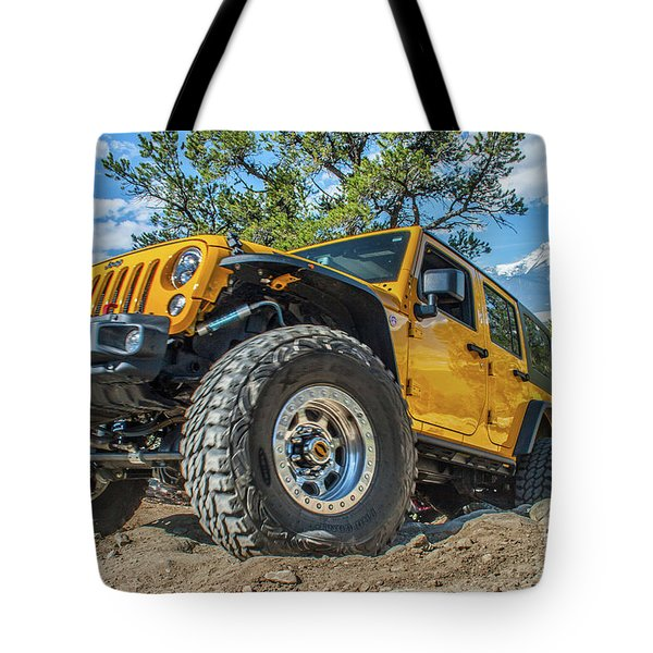 Jeep Life Tote Bag