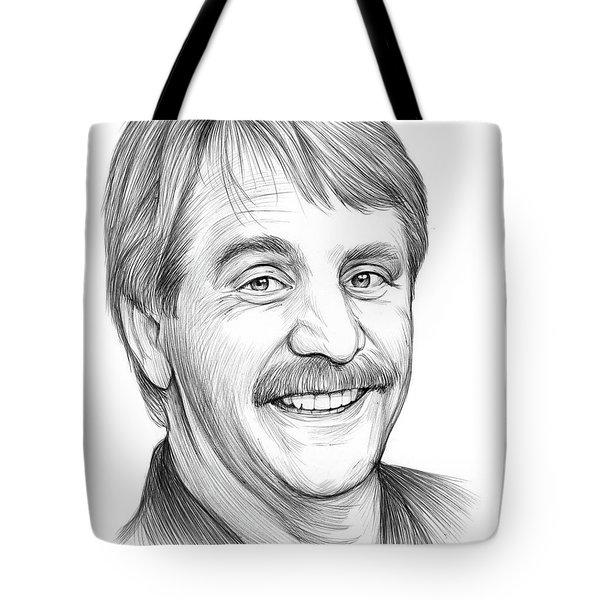Jeff Foxworthy Tote Bag