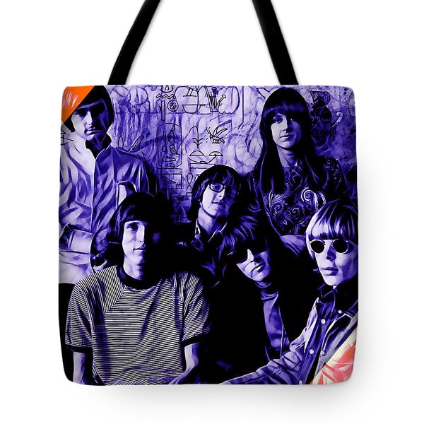 Jefferson Airplane Collection Tote Bag
