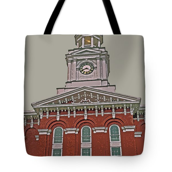 Jefferson County Courthouse Tote Bag