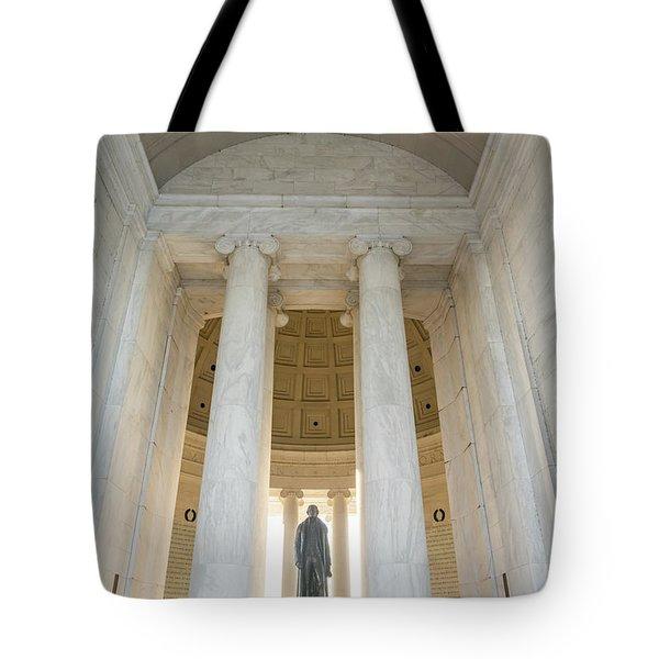 Jefferson Tote Bag
