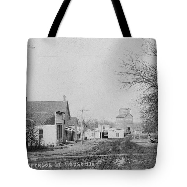 Jefferson Street Tote Bag