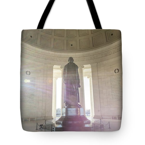 Jefferson Sunlight Tote Bag