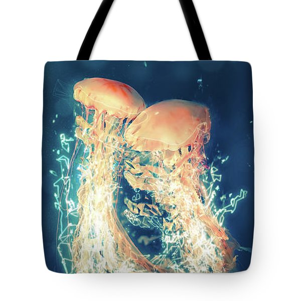 Jellies Tote Bag by Kenneth Armand Johnson