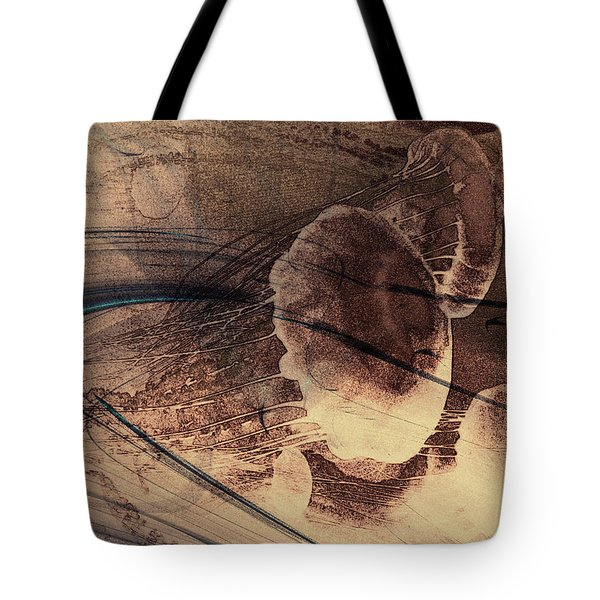 Jelly Fish 2 Tote Bag