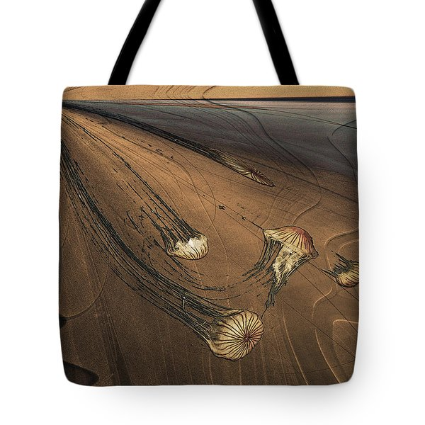 Jelly Fish 4 Tote Bag