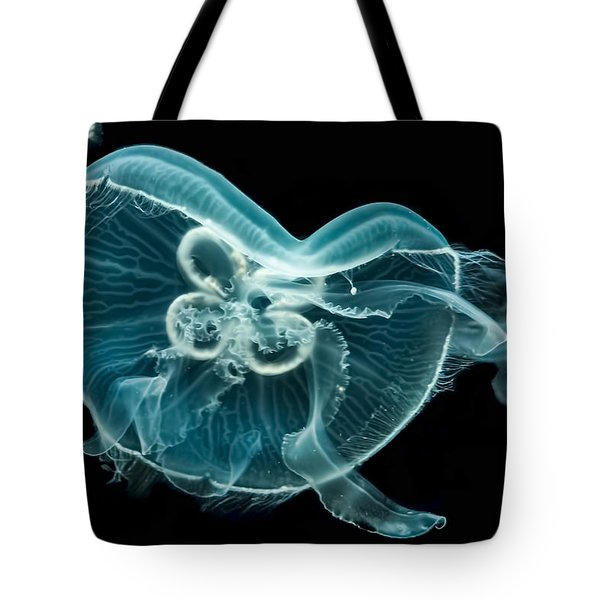 Jelly Solo Tote Bag by Wayne King