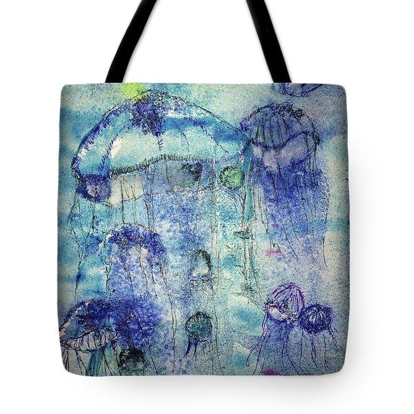 Jellyfish I Tote Bag