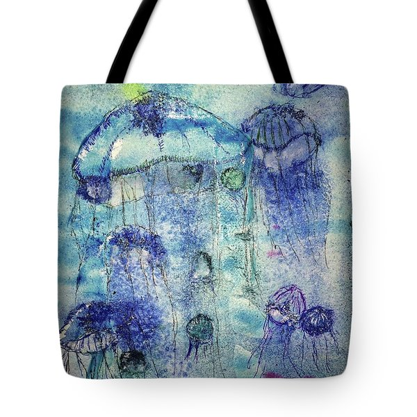 Jellyfish I Tote Bag
