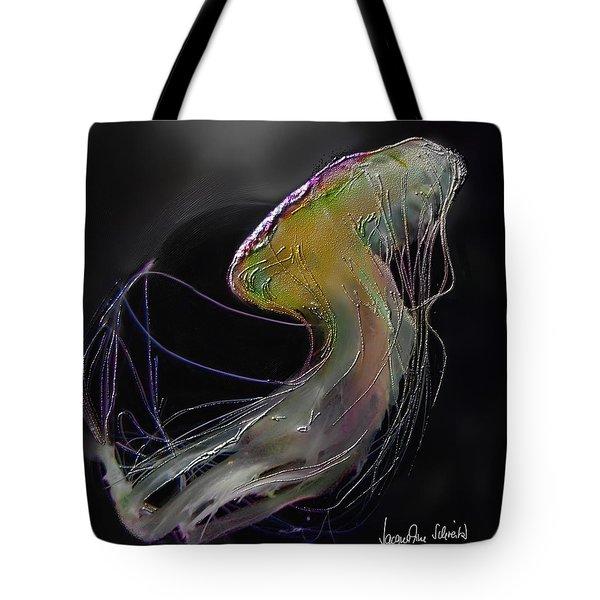 Jellyfish... Tote Bag