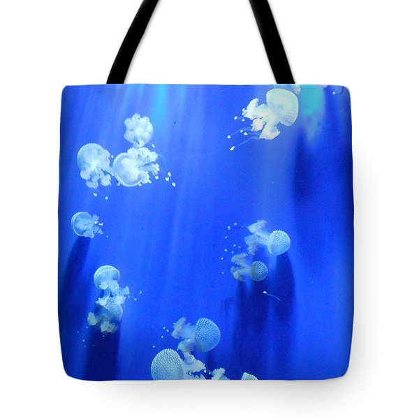 Jellyfish Tote Bag