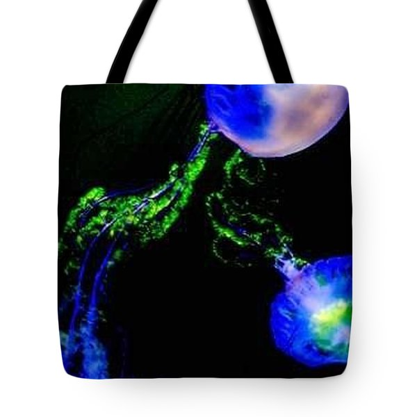 Jellylights Tote Bag by Vanessa Palomino