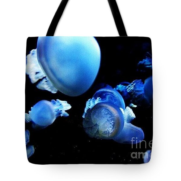 Jellyparty Tote Bag by Vanessa Palomino