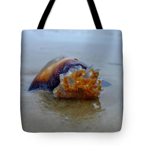 Jellys Last Swim Tote Bag