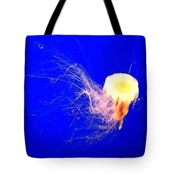 Jelly'sdance Tote Bag by Vanessa Palomino