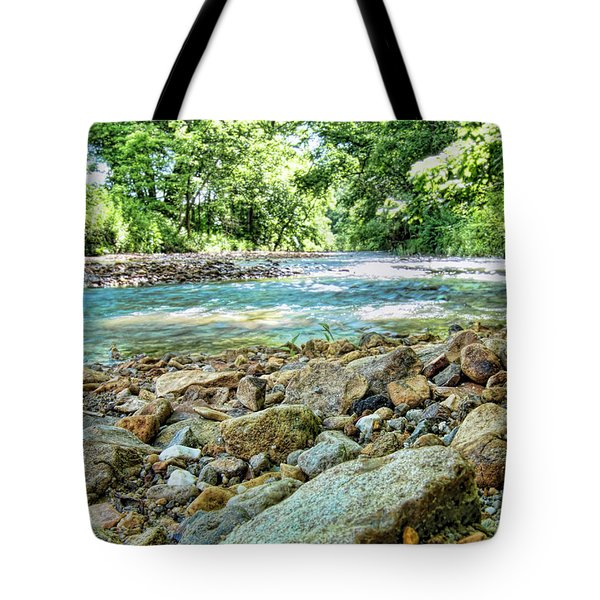 Jemerson Creek Tote Bag