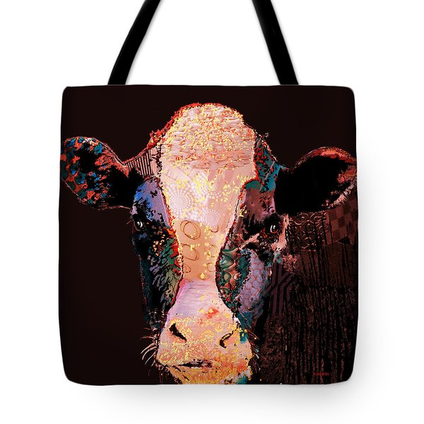 Jemima The Cow Tote Bag