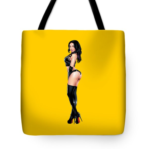 Jen Tote Bag by Brian Gibbs