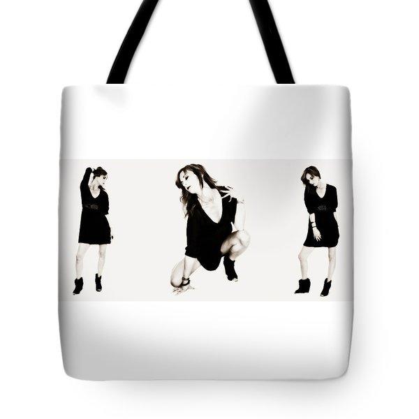 Jenn 4 Tote Bag