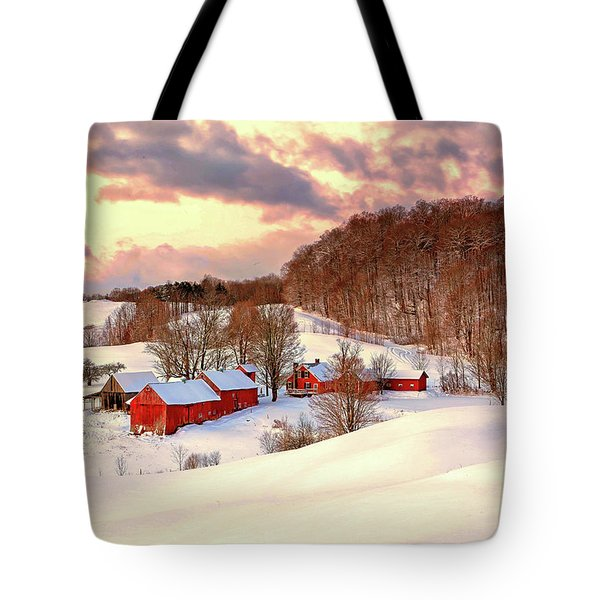 Jenne Farm After The Storm Tote Bag