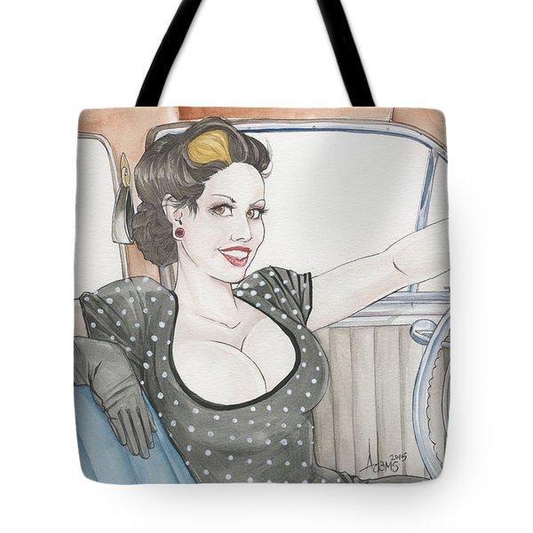 Jennifer Curlee Tote Bag