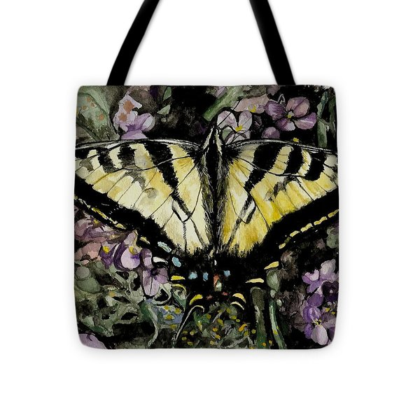 Jennifer's Delight Tote Bag by Laneea Tolley
