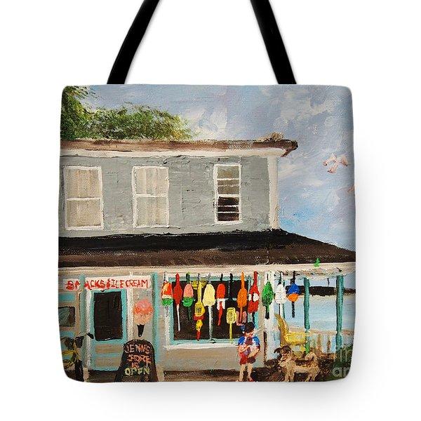 Jenn's Store Tote Bag