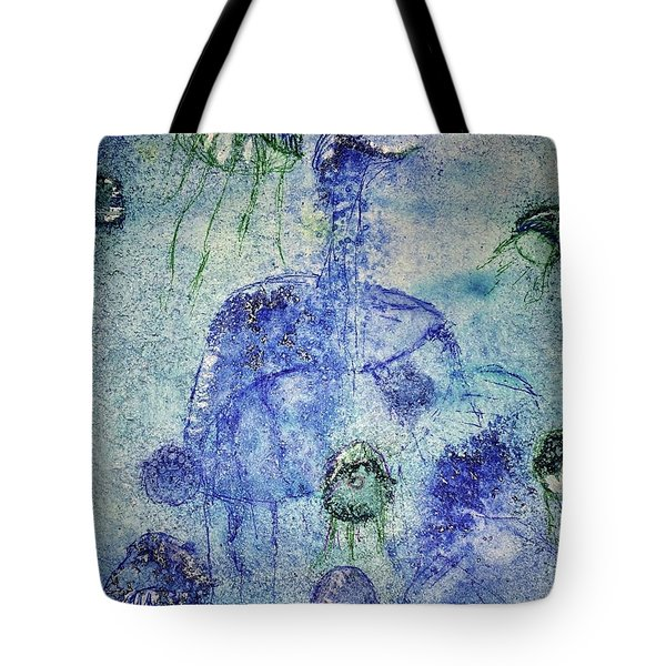 Jellyfish II Tote Bag