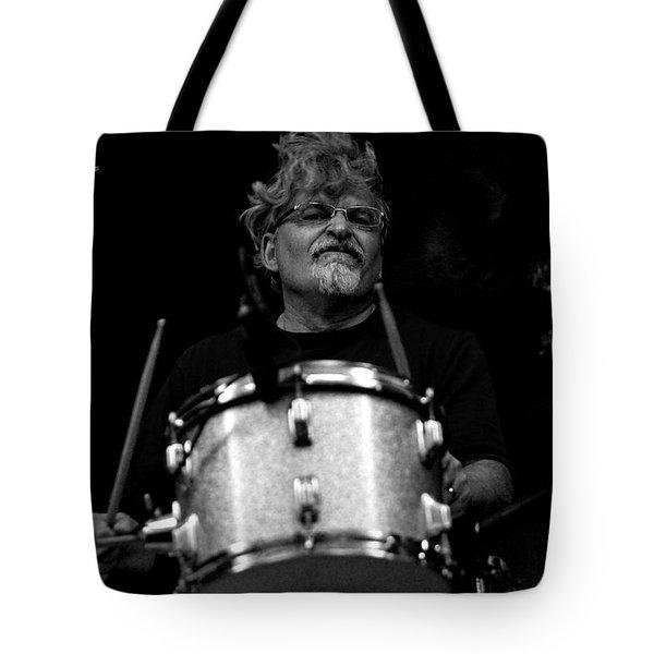 Jerry Tote Bag by John Loreaux