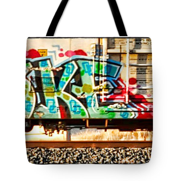 Jeske Tote Bag by Sylvia Thornton