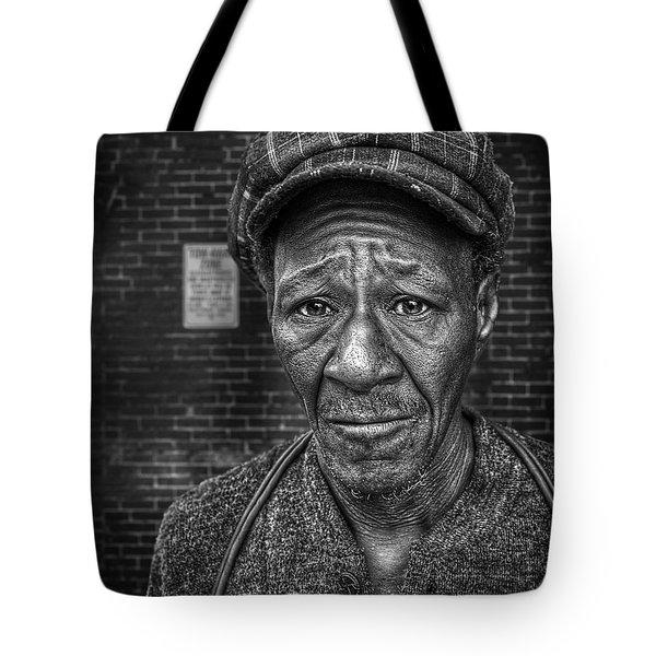 Jesse Bw Tote Bag