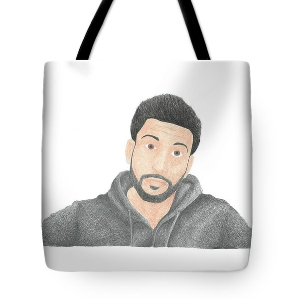 Jesse Wellens Tote Bag