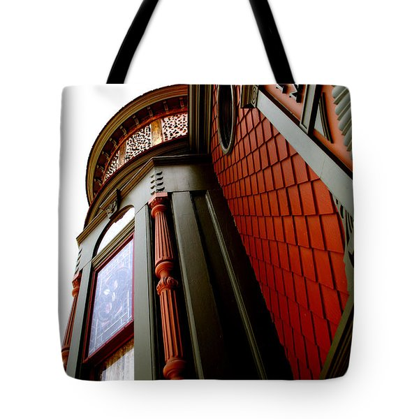 Jesse's Home Tote Bag by Linda Shafer