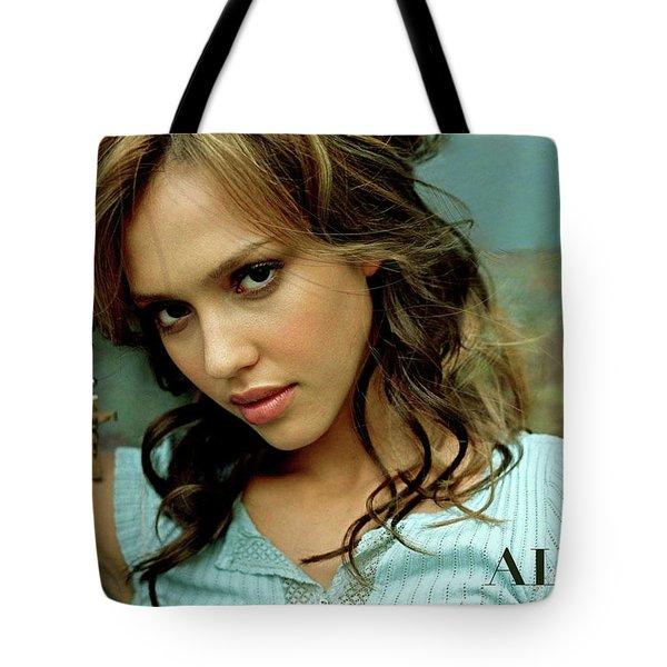 Jessica Alaba Tote Bag