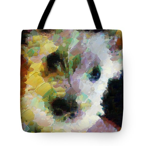 Jessie A Friend For Life Tote Bag