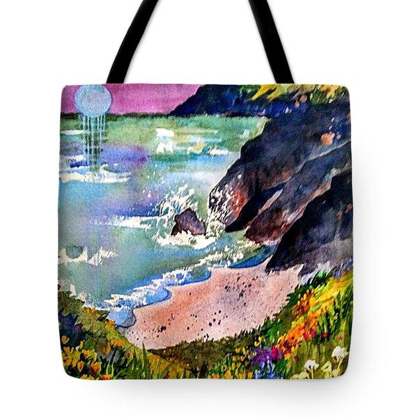 Jess's Wildflowers Tote Bag