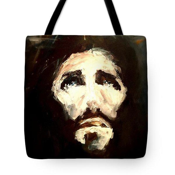 Jesus - 2 Tote Bag by Jun Jamosmos