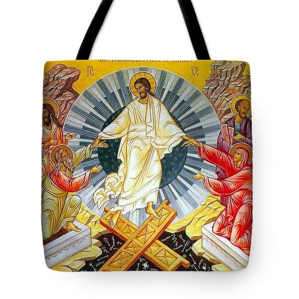 Jesus Bliss Tote Bag