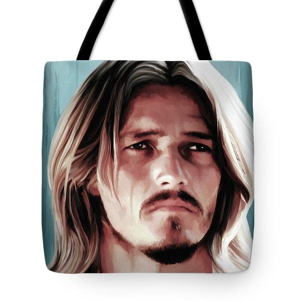Jesus Christ Superstar Tote Bag by Gabriel T Toro