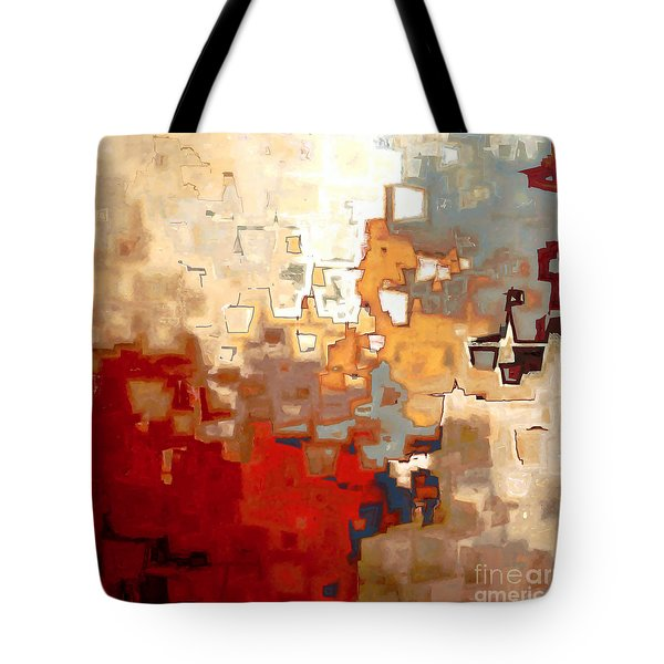 Jesus Christ The Only Begotten Son Tote Bag by Mark Lawrence