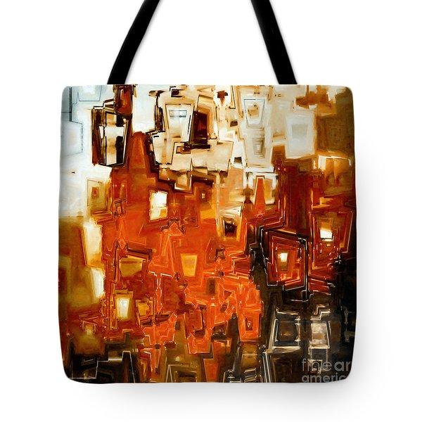 Jesus Christ The Truth Tote Bag