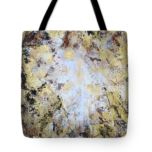 Jesus In Disguise Tote Bag