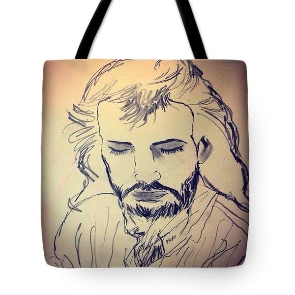 Jesus Life Tote Bag