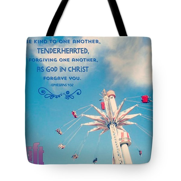 Jesus Said, you Have Heard That Our Tote Bag