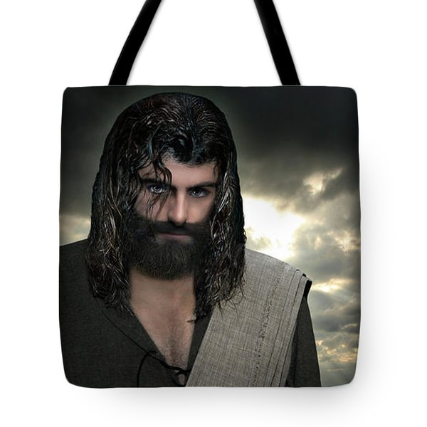 Jesus- Will You Hear Me Shout Come Up Tote Bag