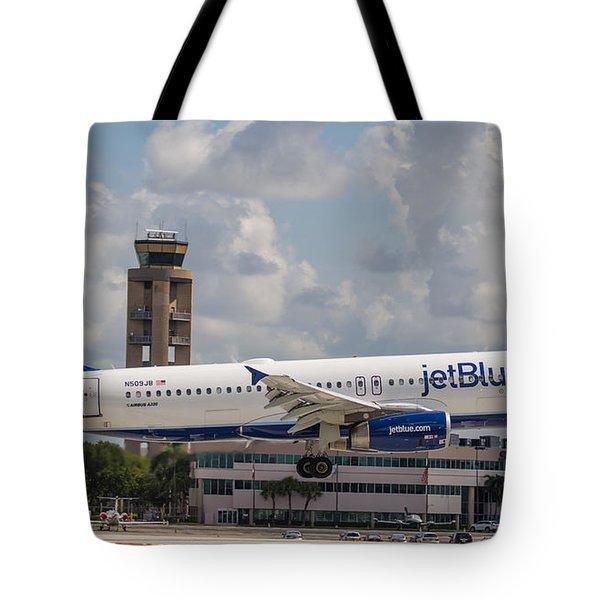 Jetblue Fll Tote Bag