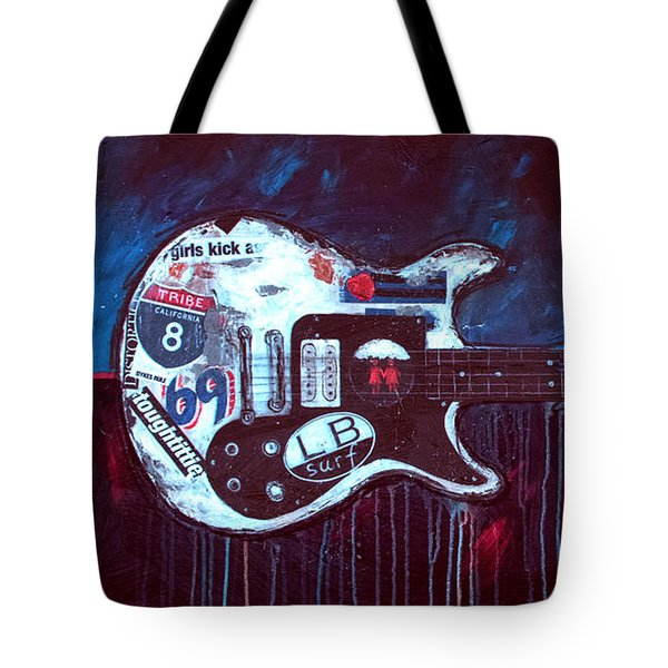 Jett Engine Tote Bag