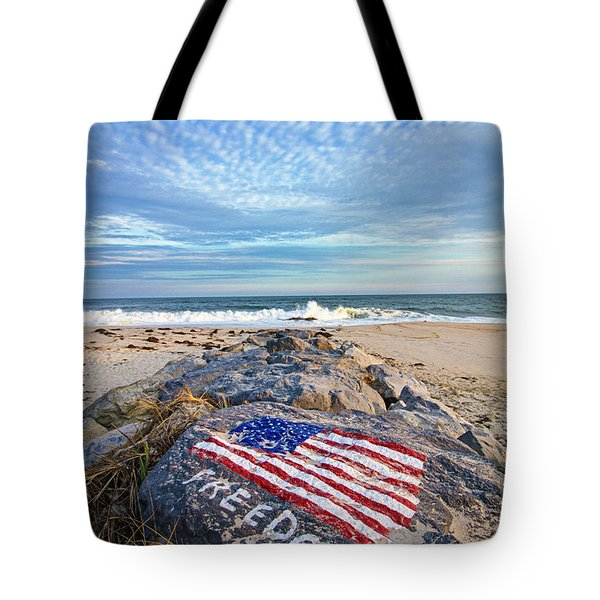 Jetty Four Beach Tote Bag